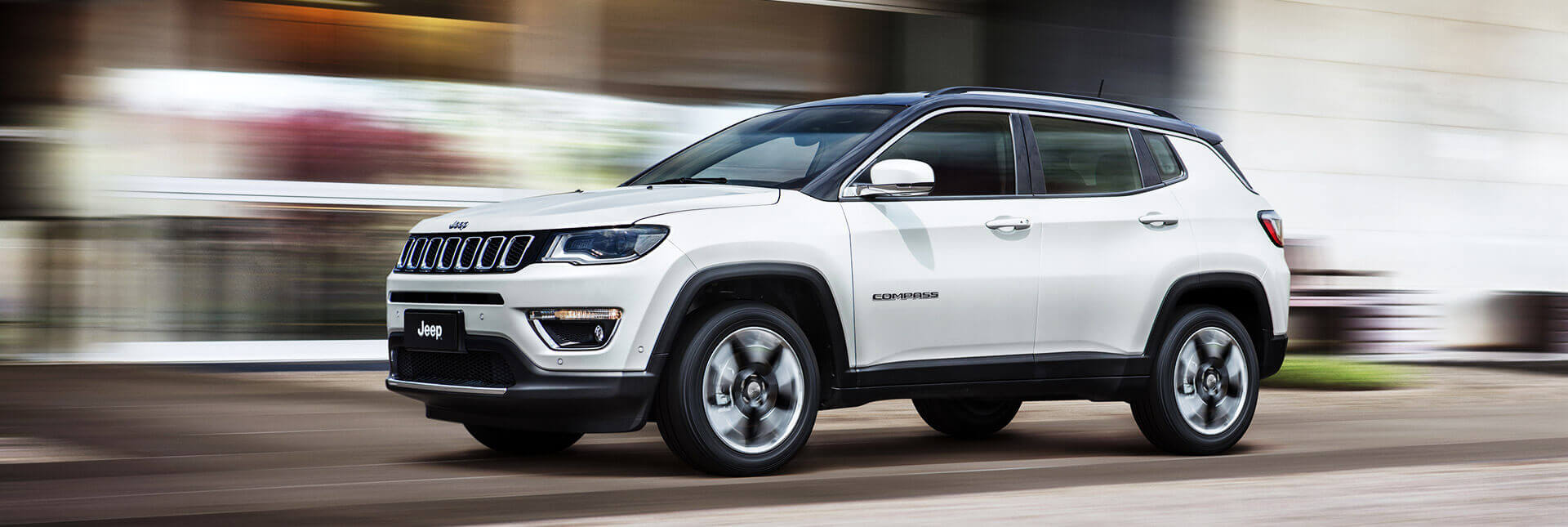 Banner Jeep - Compass