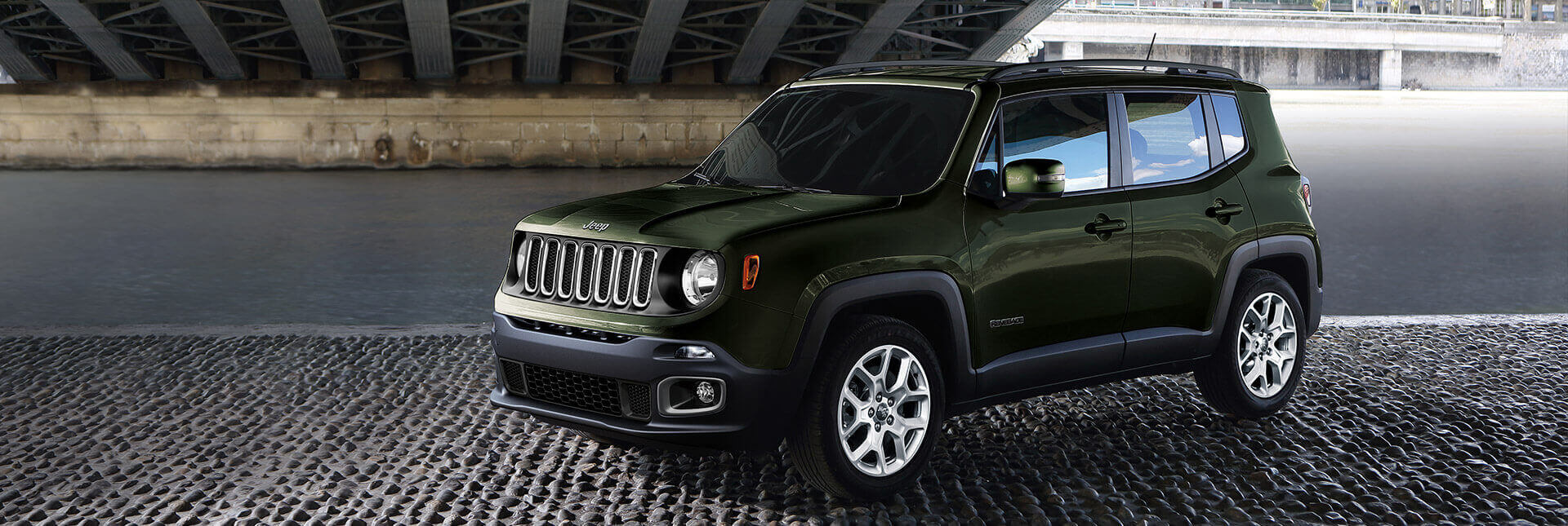 Banner Jeep - Renegade